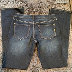 Jessica Simpson Rockin Curvy Bootcut Jeans